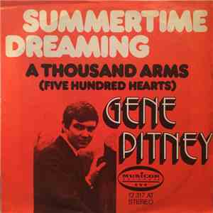 Gene Pitney - Summertime Dreaming download free